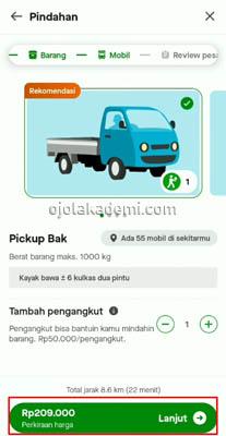pickup gobox