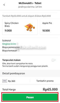 McDonalds indonesia