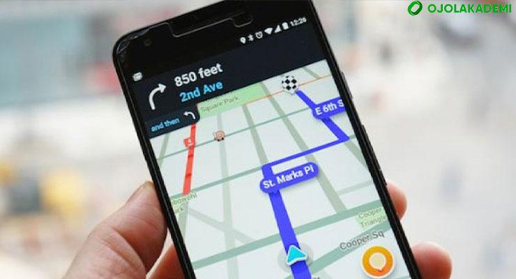 Setting Ulang GPS di HP