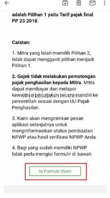 daftar npwp online
