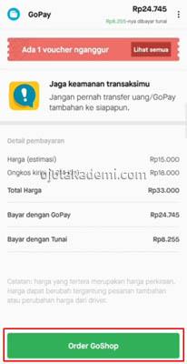 order GoShop