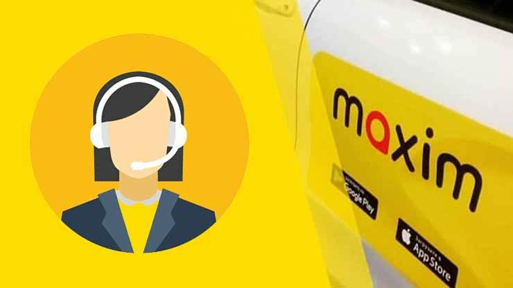2 Lewat Call Center Maxim