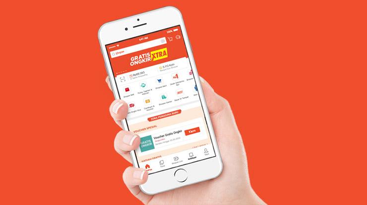 Penyebab Aplikasi Shopee Food Error