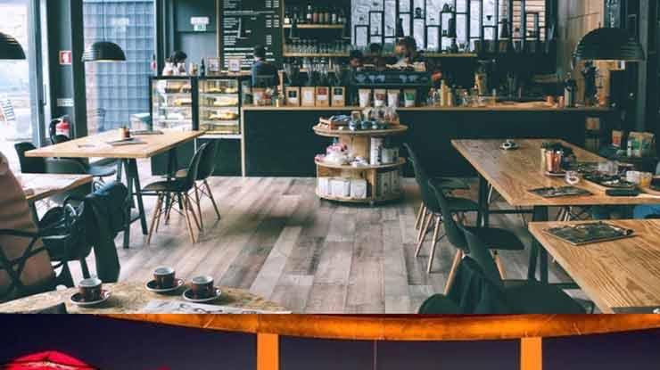 4 Cafe Restoran