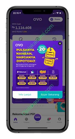 6 Buka Aplikasi OVO