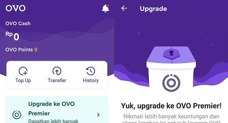 Cara Mengatasi Gagal Upgrade OVO Premier