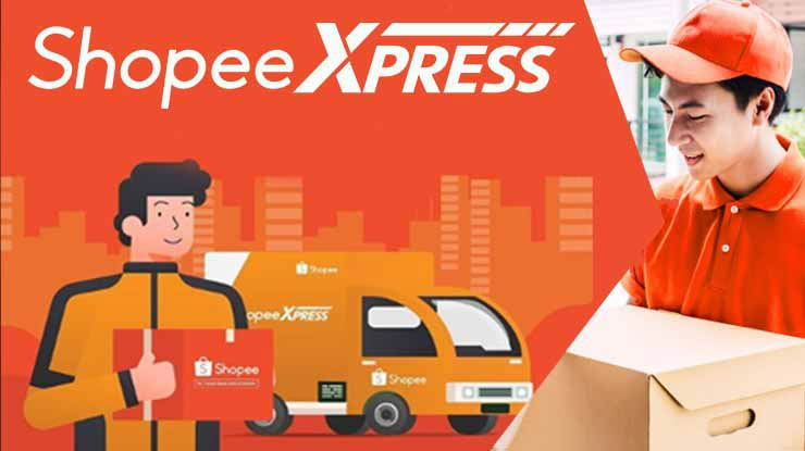 Jenis Layanan Shopee Express